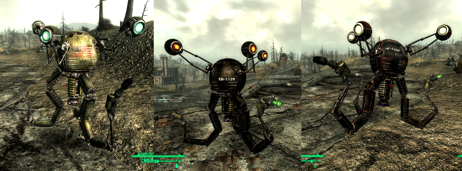 Marts Mutant Mod - RC 62 at Fallout3 Nexus - mods and community