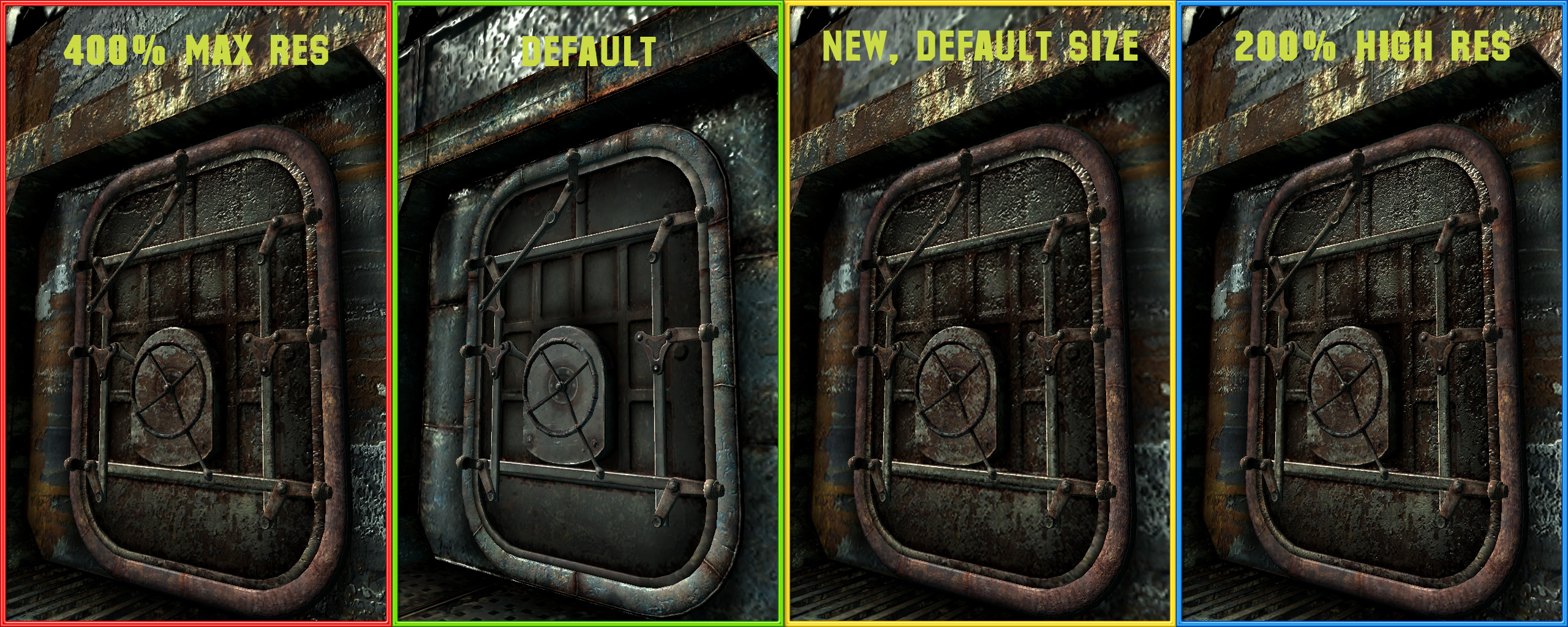 Rivet city texture pack at fallout3 nexus mods and community for Entrance to rivet city