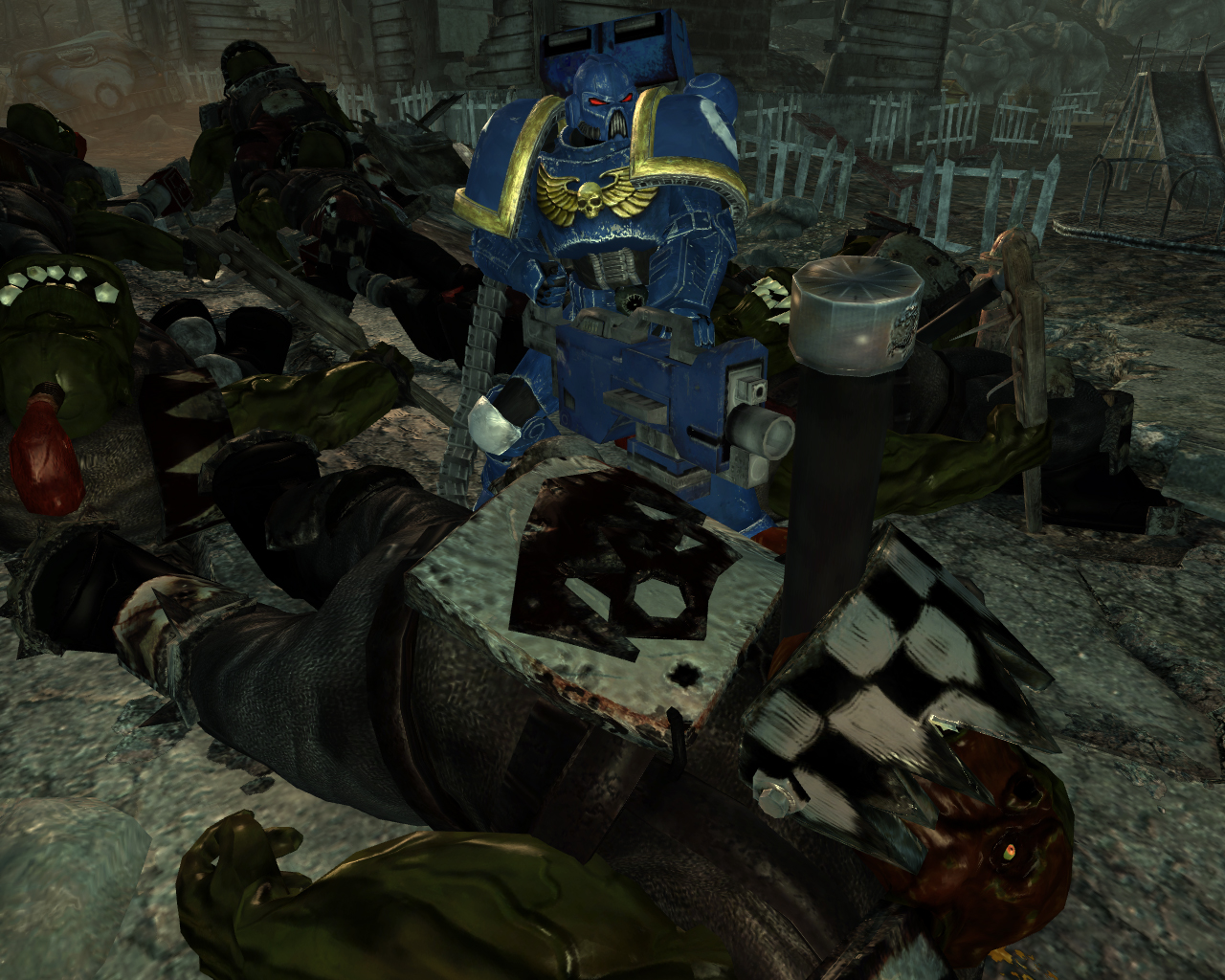 Fallout 3 mods saloon girls hentai gallery