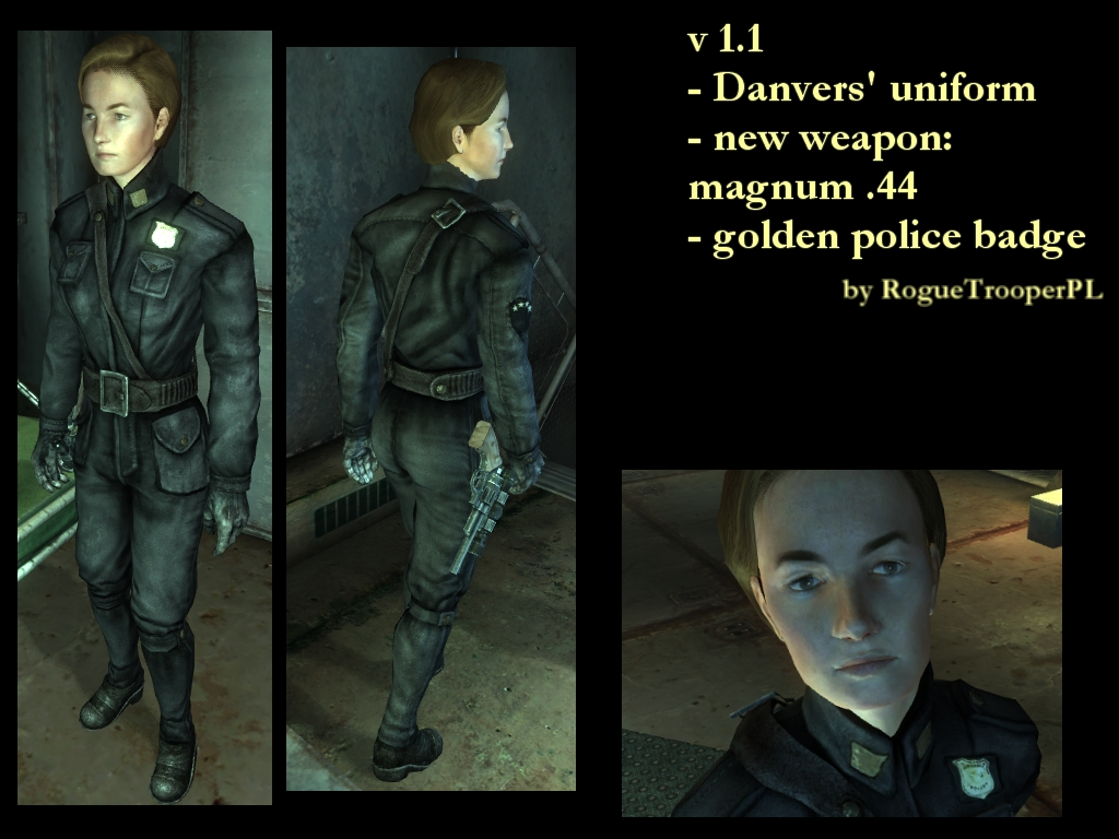 rivet city security upgrade at fallout3 nexus mods and