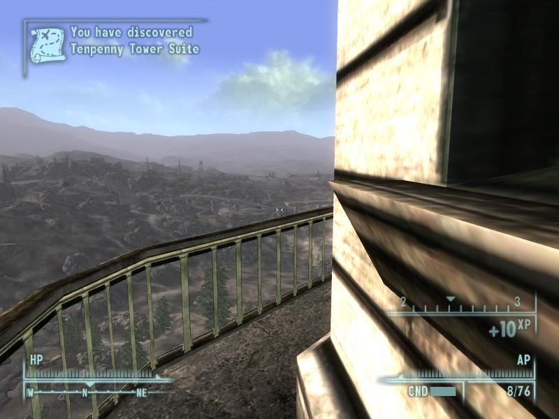 how to get megaton house