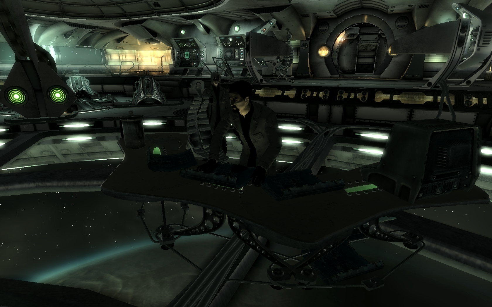 How to get on the mothership zeta in fallout 3 Mothership Zeta Location On Map on