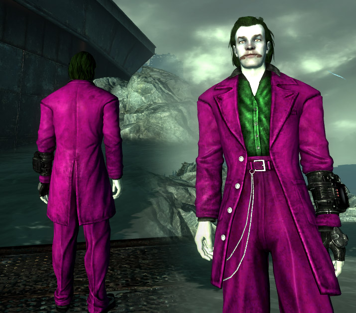 The Joker at Fallout3 Nexus - mods and community