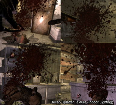 Decap Splatter Texture _Indoor lighting_