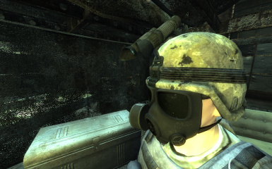 With AlexScorpions Animated NV Goggles mod