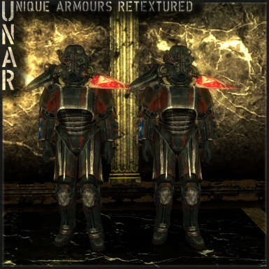Lindens Outcast Power Armor