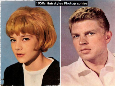 1950s Hairstyles Photo Resources