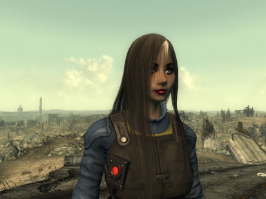 Hair Pack at Fallout3 Nexus - mods and community