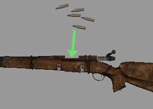 556mm Hunting Rifle at Fallout3 Nexus - mods and community