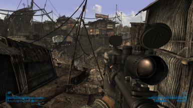 SR-25 First Person