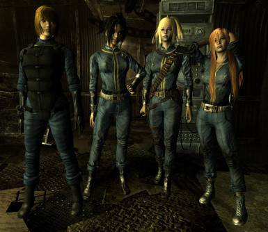 Type3 Armor Replacers at Fallout3 Nexus - mods and community