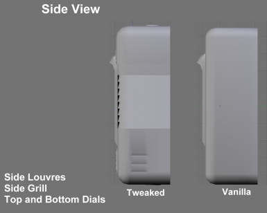 Automat Side view