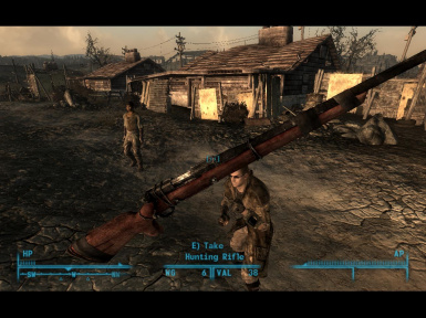 Hunting Rifle v2 at Fallout3 Nexus - mods and community