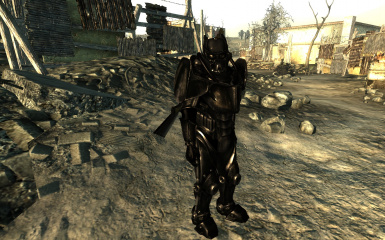 WIPZ Enclave Onyx Stealth Armor