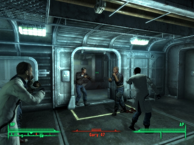 Gary Overkill Plus Extended Death Scene At Fallout3 Nexus