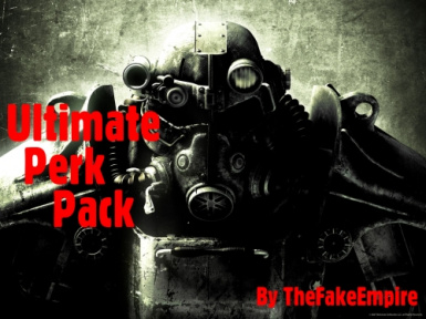 Ultimate Perk Pack at Fallout3 Nexus - mods and community