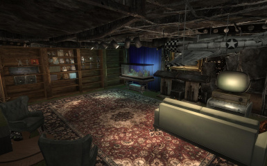 Megaton House and Theme Overhaul  V2-8-0 RC