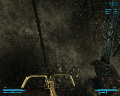 Melee Weapon Assassination