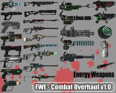 FWE - Combat Overhaul v2_01 (Test ver.alpha)