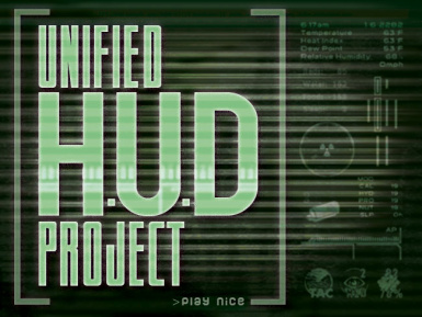 Unified HUD Project