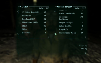 Weapon Repair Kits For Fallout 3