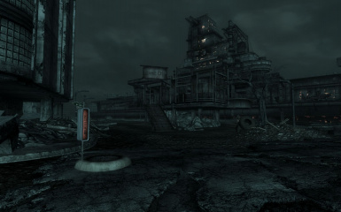 My utility world muw at fallout3 nexus mods and community for Entrance to rivet city