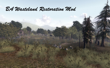 BA_WastelandRestoration - a Green mod