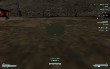 M18 Claymore - Frag Mine Replacer