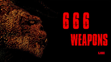 666 WEAPONS