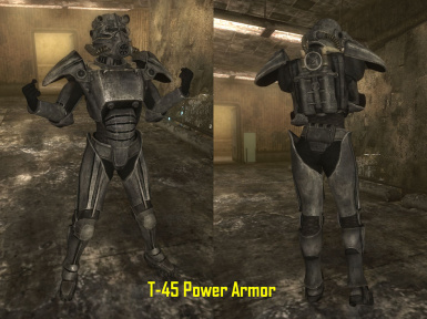 Fallout 3 sexy power armor mods