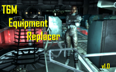 T6M Equipment Replacer