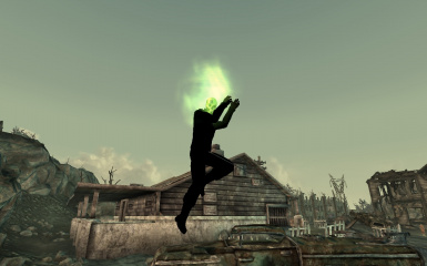 Ghost Rider at Fallout3 Nexus - mods and community
