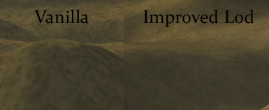 Improved LOD Noise Texture