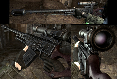 FO3-WRP - Weapon Retexture Project at Fallout3 Nexus - mods and community