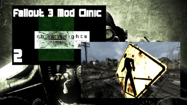 Fallout 3 Mod Clinic - Video Series