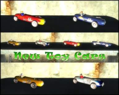 New Toy Cars 1