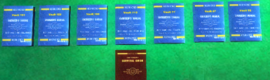Vault Dwellers survival guide and Overseers Manuels