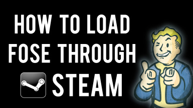 Load Fallout 3 Through Steam With FOSE