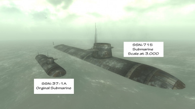 SSN-715 Submarine Player House at Fallout3 Nexus - mods and