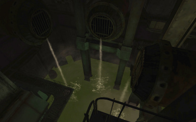 The Overflow Chamber