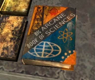 Big Book Of Arcane Science