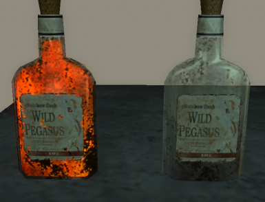 Wild Pegasus Whiskey and bottle