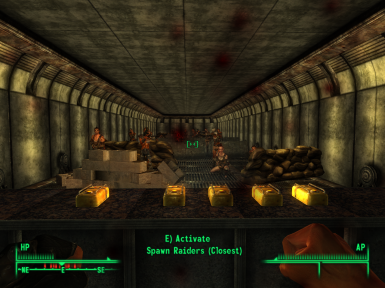 Enclave Bunker Home and Shooting Range