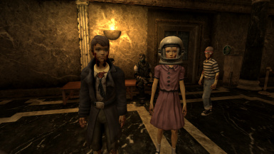 Underworld CoTW Ghoul Kids at Fallout3 Nexus - mods and ...