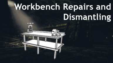 Workbench Repairs and Dismantling