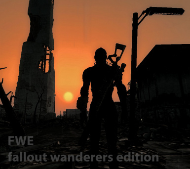 FWE - Fallout 3 Wanderers Edition - German