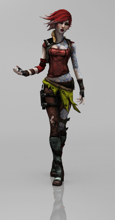 Lilith in Fallout 3
