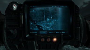 Sniper's Bunkhouse Location
