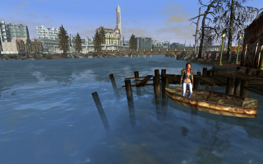 Dazasters Blue Water For Fallout 3