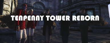 13 items & Tenpenny Tower Reborn at Fallout3 Nexus - mods and community